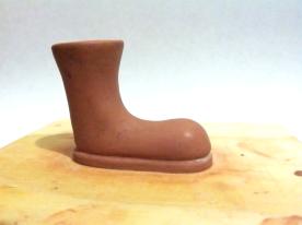 Benny's boot.
