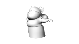 Lady (Fat Loot)