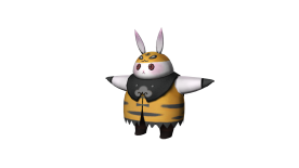 Tiger Bunny Textured